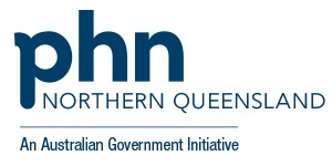 North Queensland PHN logo