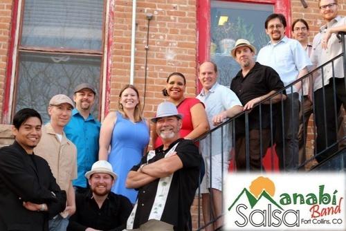 Manabi Salsa Band