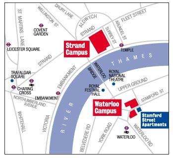Waterloo Campus, event location