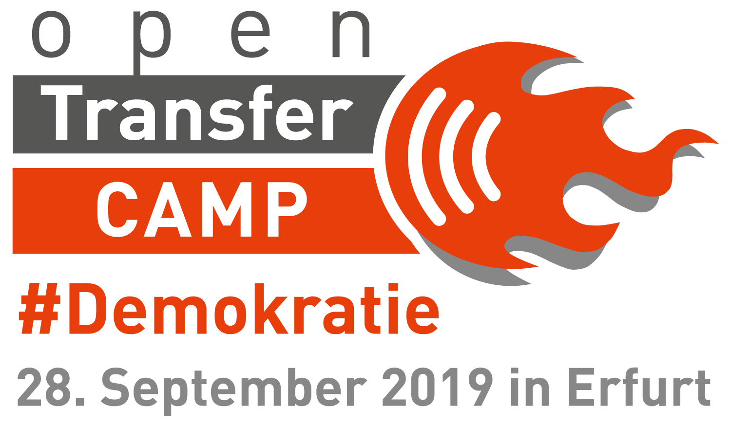 Logo openTransfer CAMP Erfurt