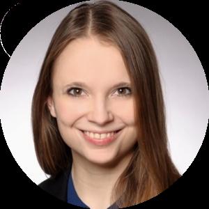 Referentin Lena Rickenberg