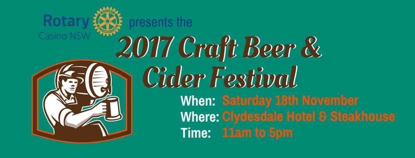 Northern Rivers Craft Beer & Cider Festival
