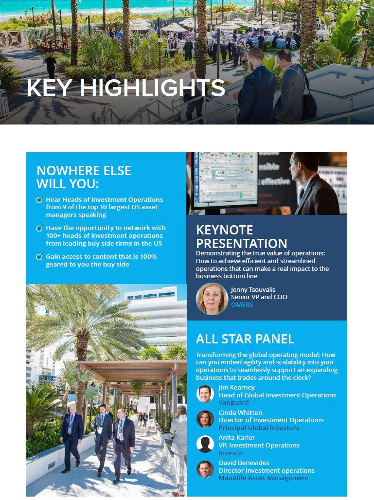 Key highlights investops page1