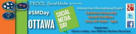 Elaine Lindsay TROOL Social Media