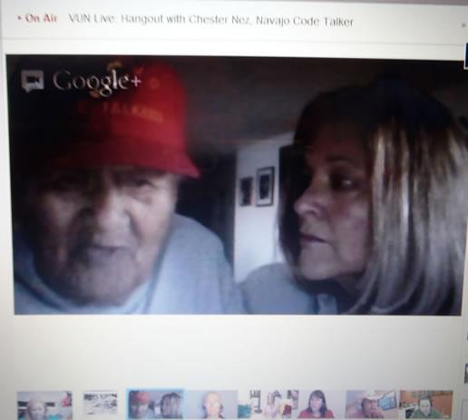 Chester Nez|Last Navaho Code Talker