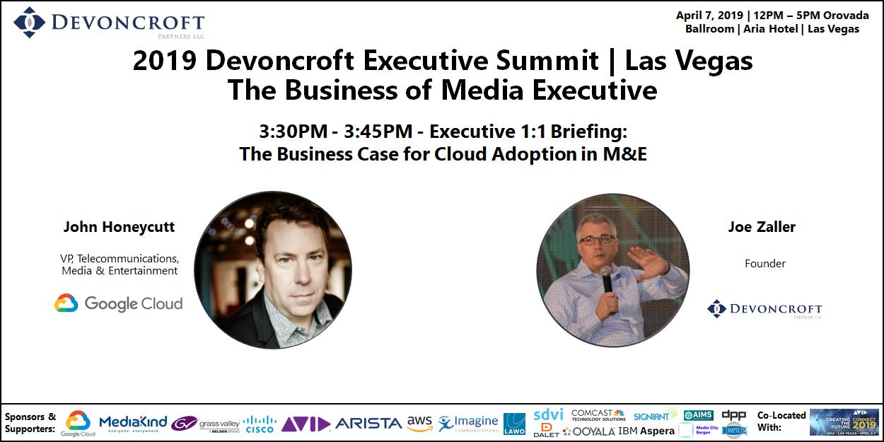 2019 Devoncroft Summit LV - John Honeycutt