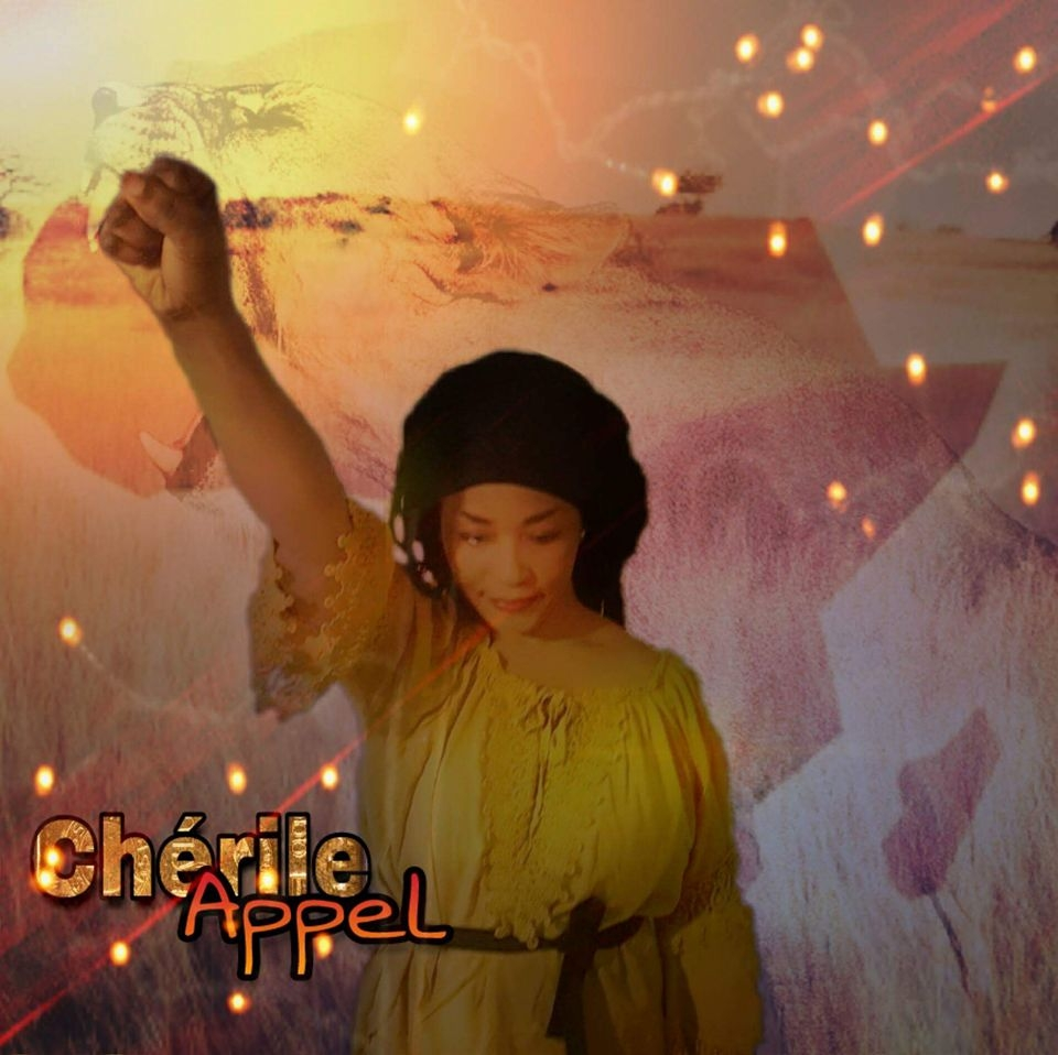 Cherile,the rising star from Paris