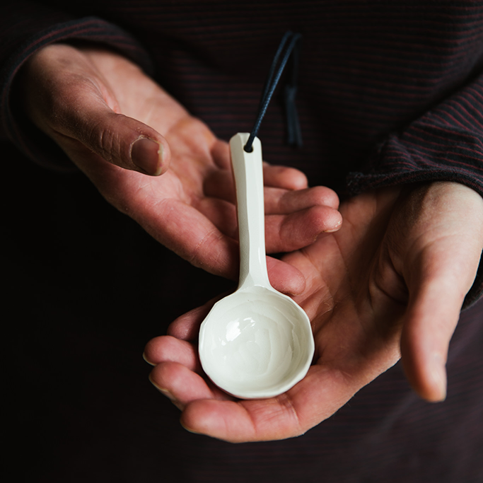 Pottery Making Workshop: Ceramic Spoon