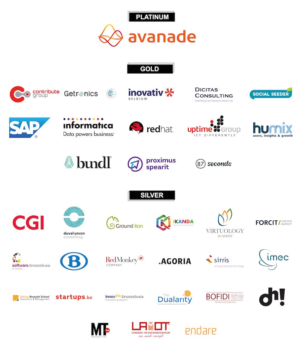 Logo's Sponsoren en Partners