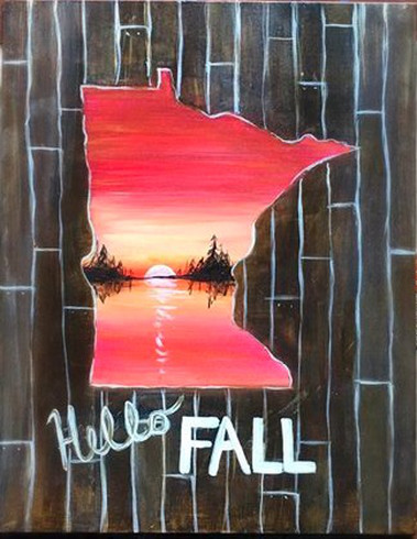 MN hello Fall