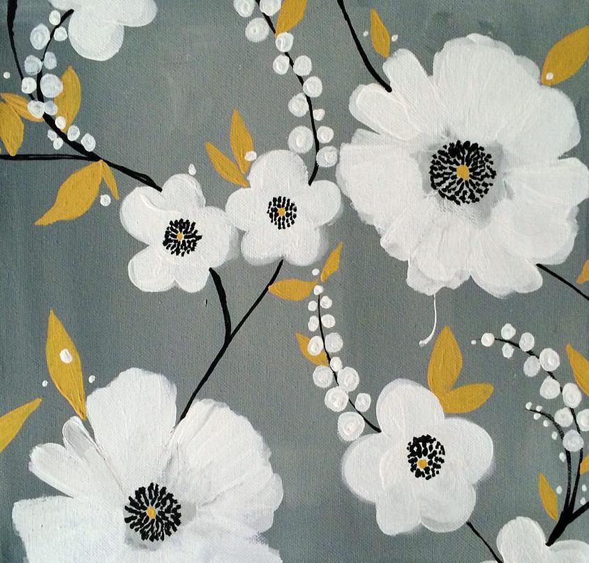 White Flower Mix