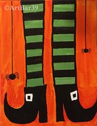 Witchy Socks