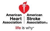 American Heart Association American Stroke Association Life is Why log