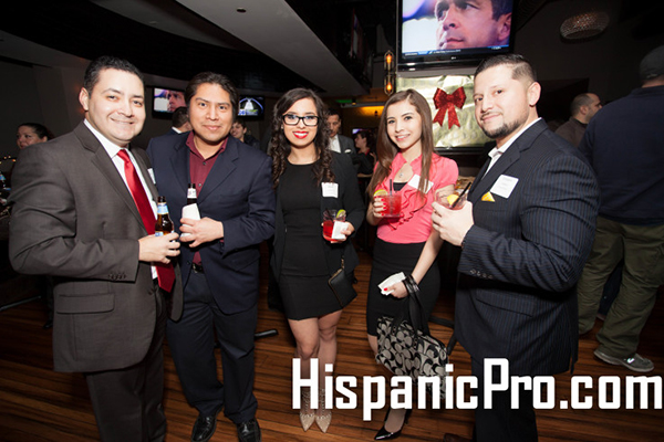 Chicago Holiday Celebration Christmas Networking Party Shay River North Latina