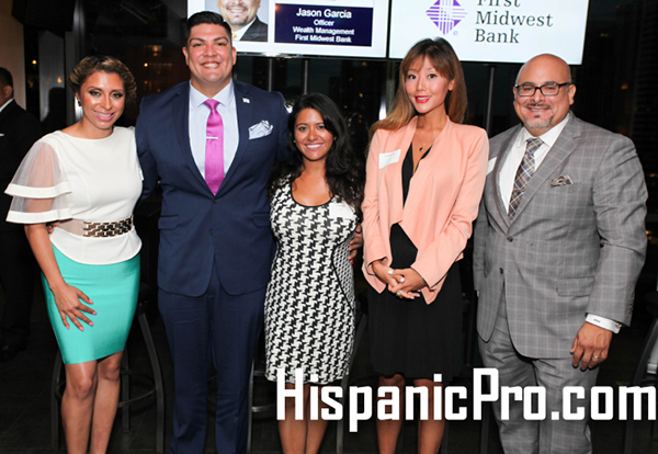 Sales Entrepreneurship Networking Chicago Latina