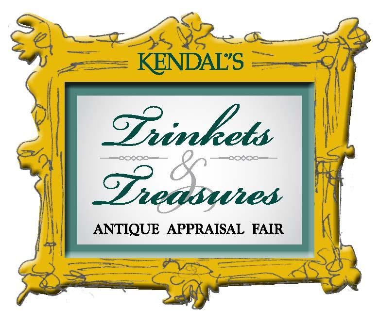 Kendal's Trinkets & Treasures Antique Appraisal Fair