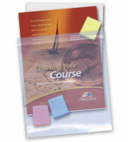 Charting Your Course book and supplies