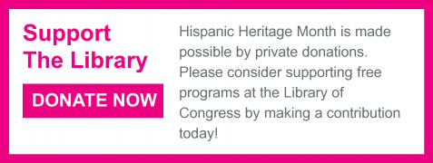 Donate Hispanic Heritage Month