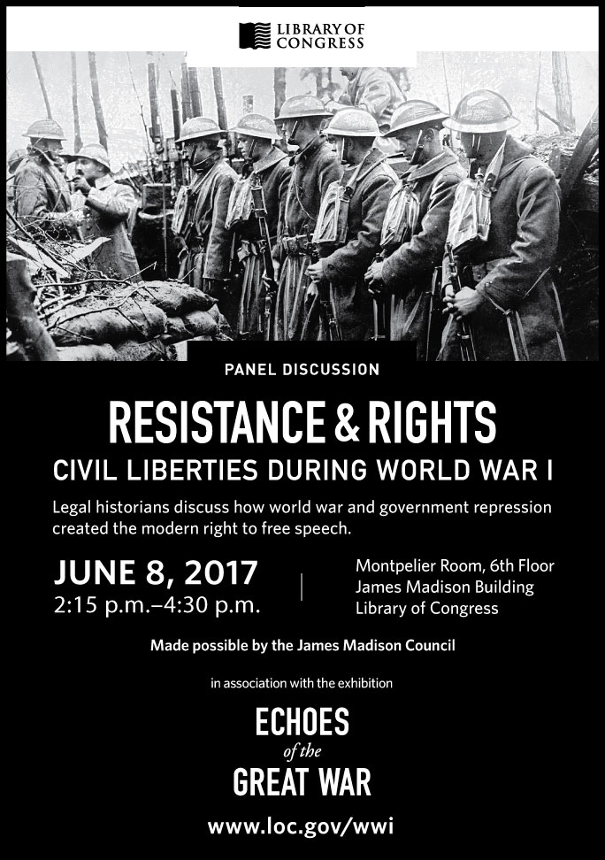 Resistance and Rights