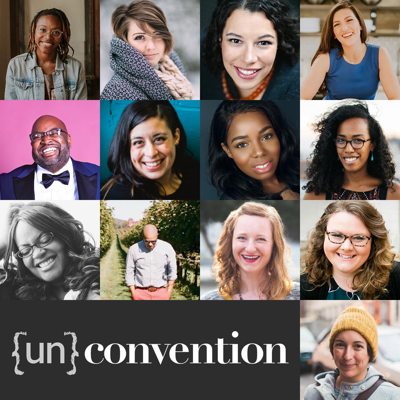 Speaker lineup for {un}convention RVA 2017