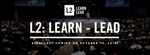 L@: Learn Lead Banner w/ Oct. 10th date
