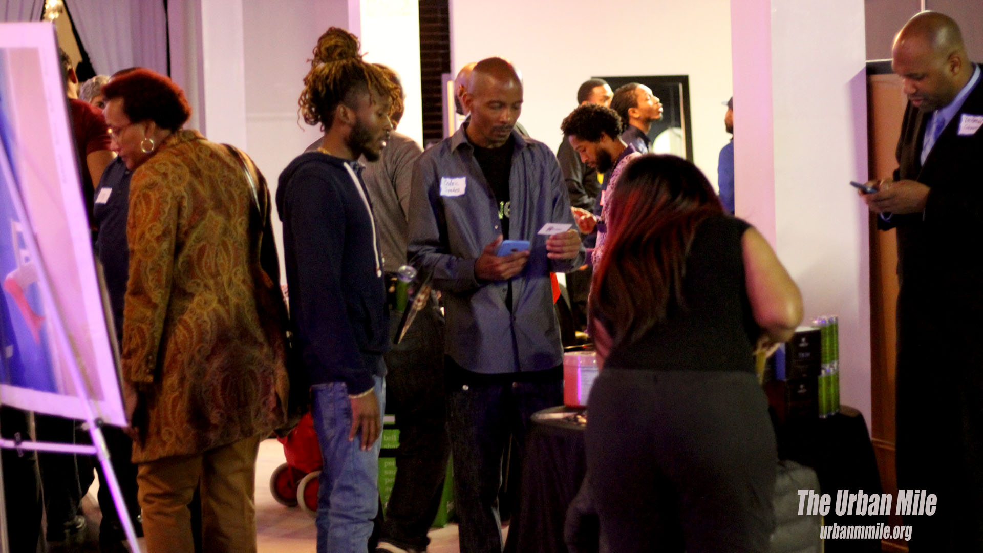Business Networking with a Purpose