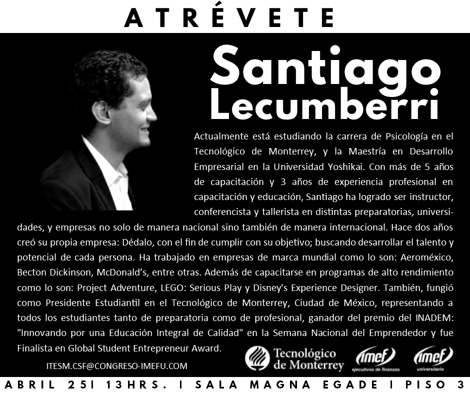Semblanza Santiago L.