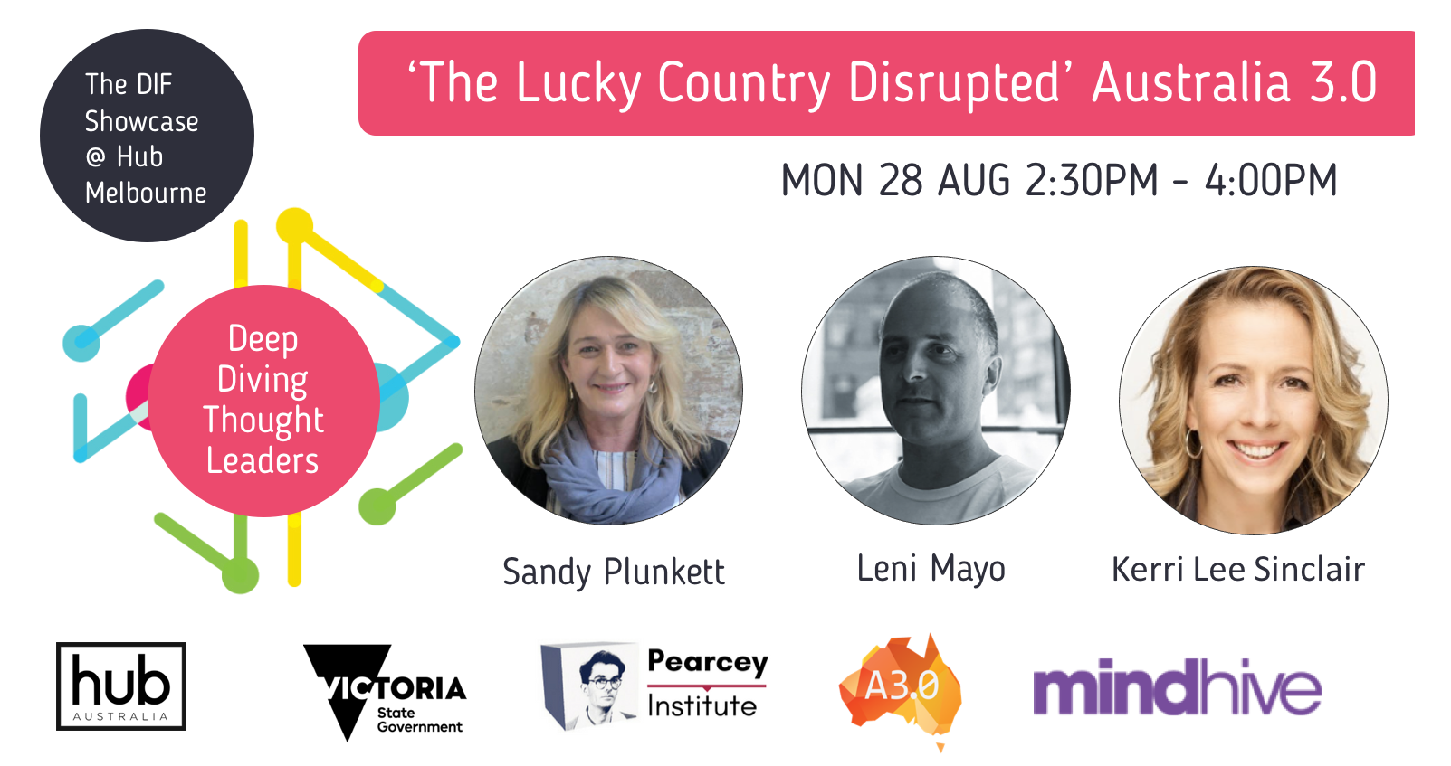 A3.0 Lucky Country Disrupted