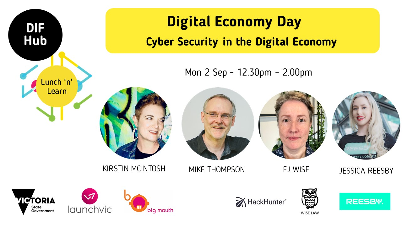 Digital Economy - Cyber Security in the Digital Economy