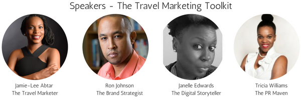 Speakers The Travel Marketing Toolkit
