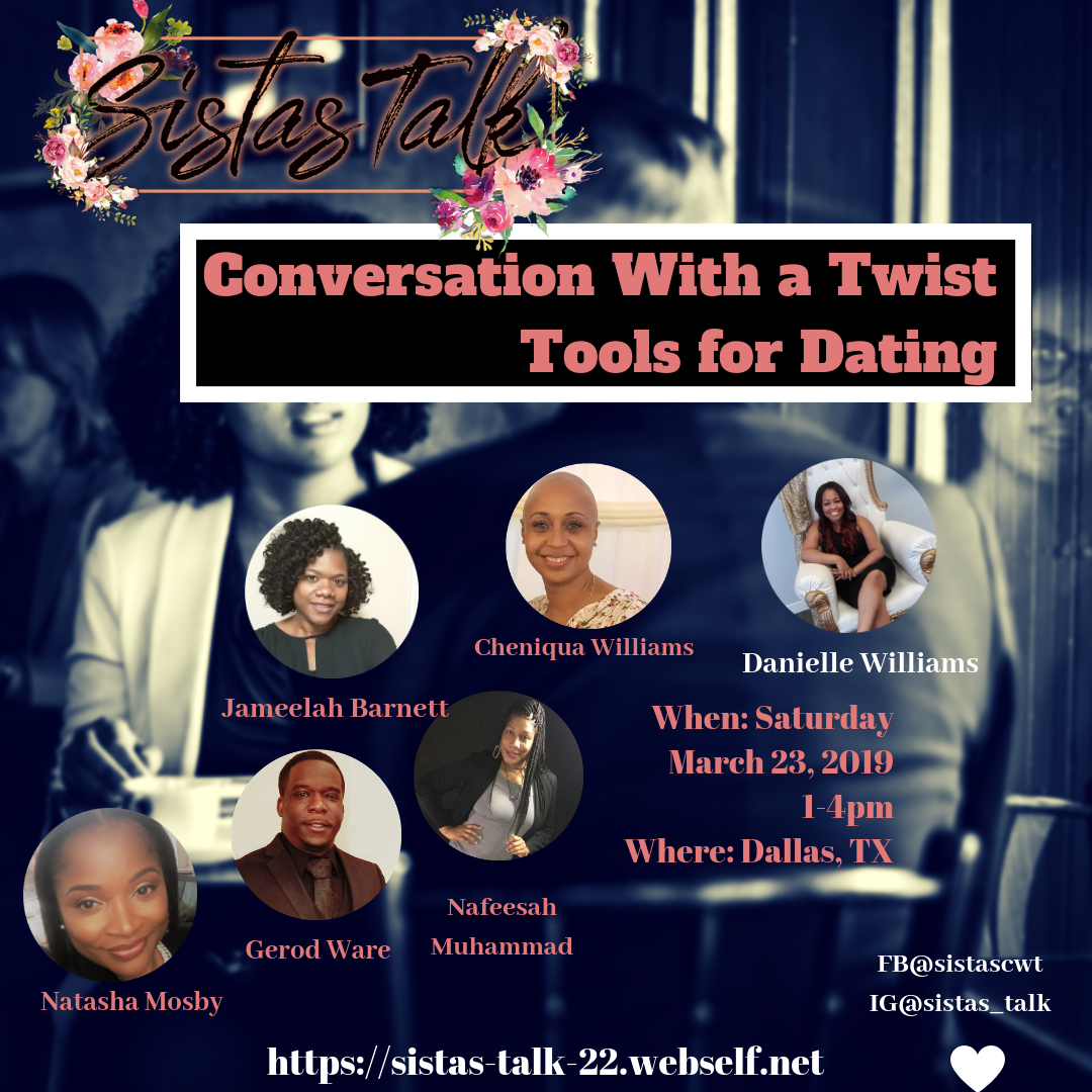 Come join us for two hours of conversation you can't get anywhere else!
