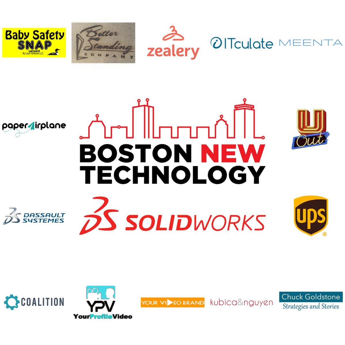 Boston New Technology January 2018 Startup Showcase