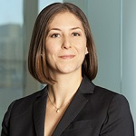 Erica Rice, Partner at law firm Foley Hoag