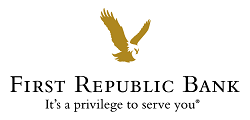 First Republic Bank - It's a privilege to serve you