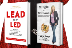 Cami Baker is a TV Host, Radio Personality, HGTV House Hunter Veteran and America's Authority on Cause Marketing and the Purpose Leveraged Marketing Campaign!