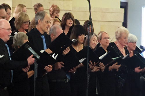 San Clemente Choral Society Concert