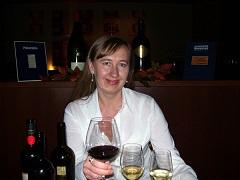 Wine Educator Svetlana Yanushkevich