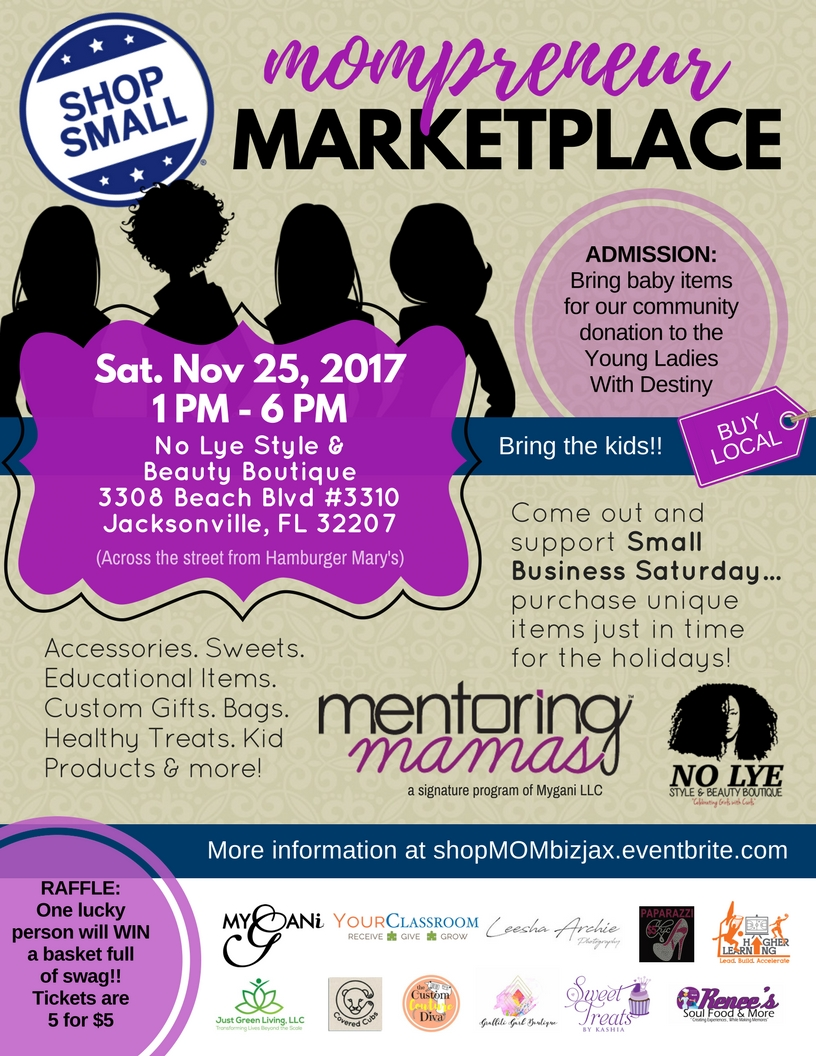 Mompreneur Marketplace-