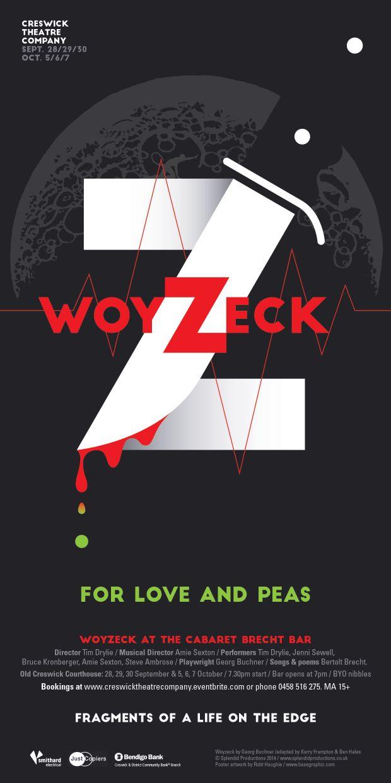 Woyzeck @ Cabaret Brecht Bar Creswick
