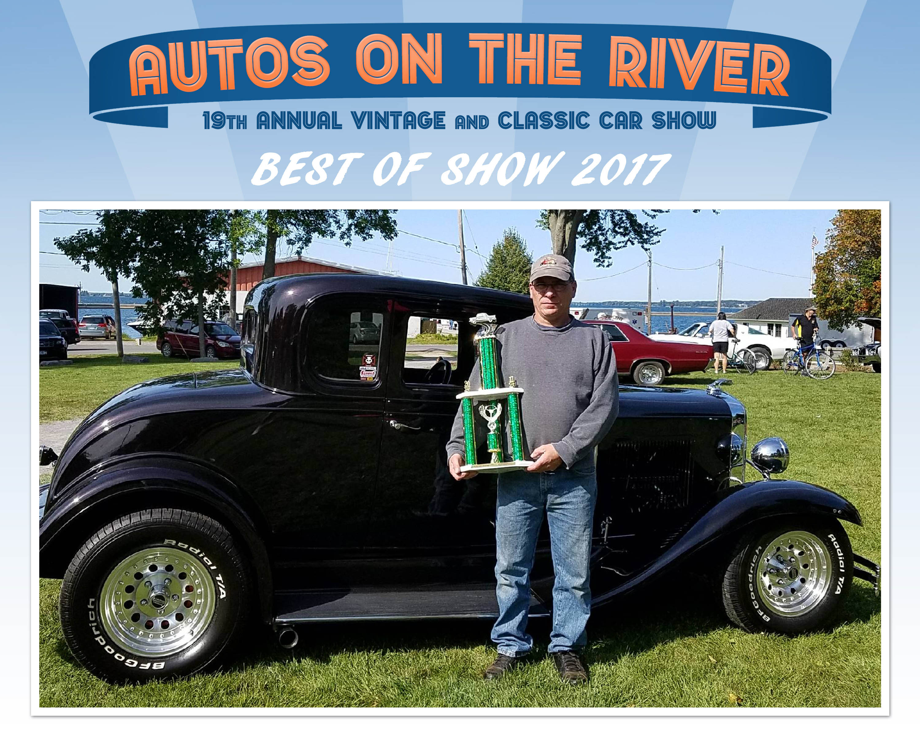 20th Annual Autos on the River - Vintage & Classic Car Show Tickets ...