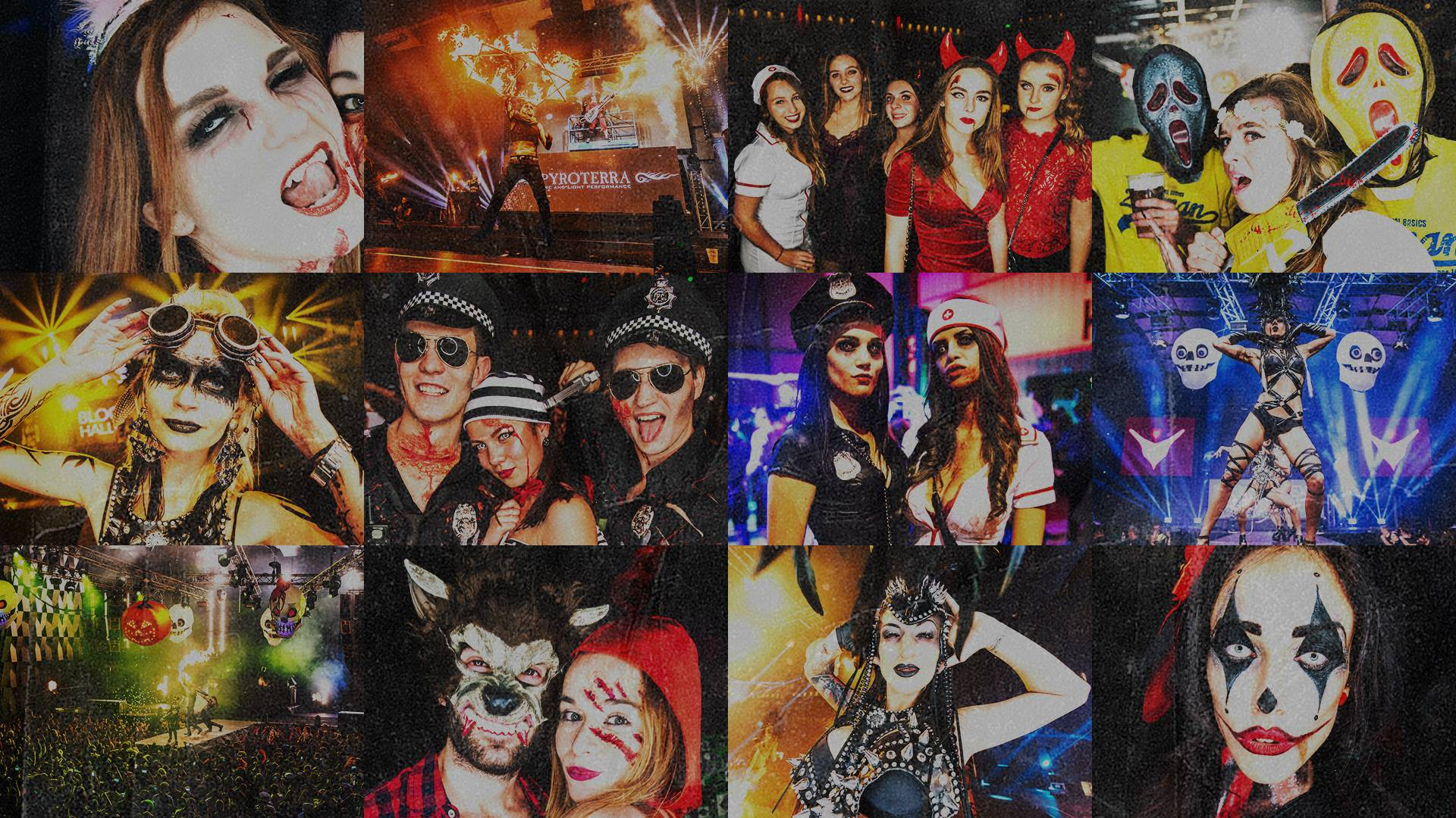 Halloween Party Costumes 2020 Day of the Dead 2020 : Halloween Weekend Kick Off Party @ Stage48