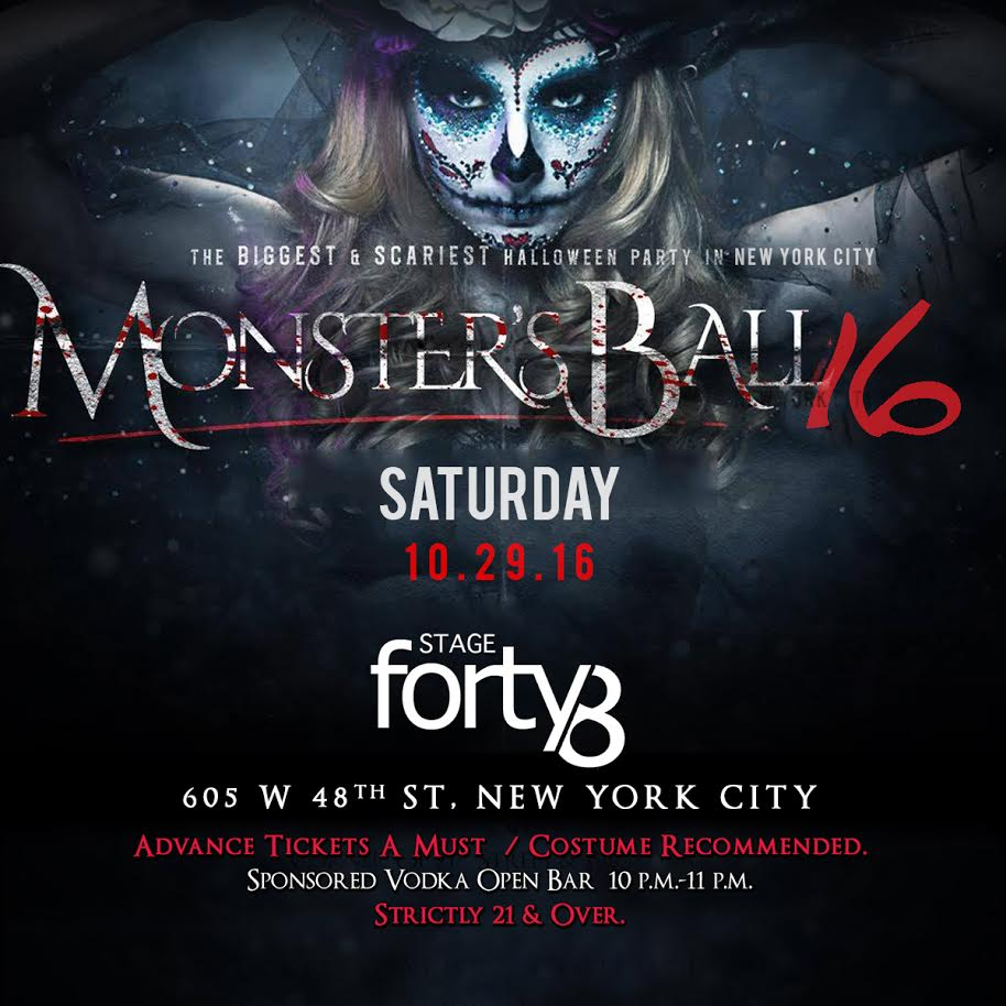 Tickets for The Monster Ball 2016 - NYC's Top Rated & Biggest ...