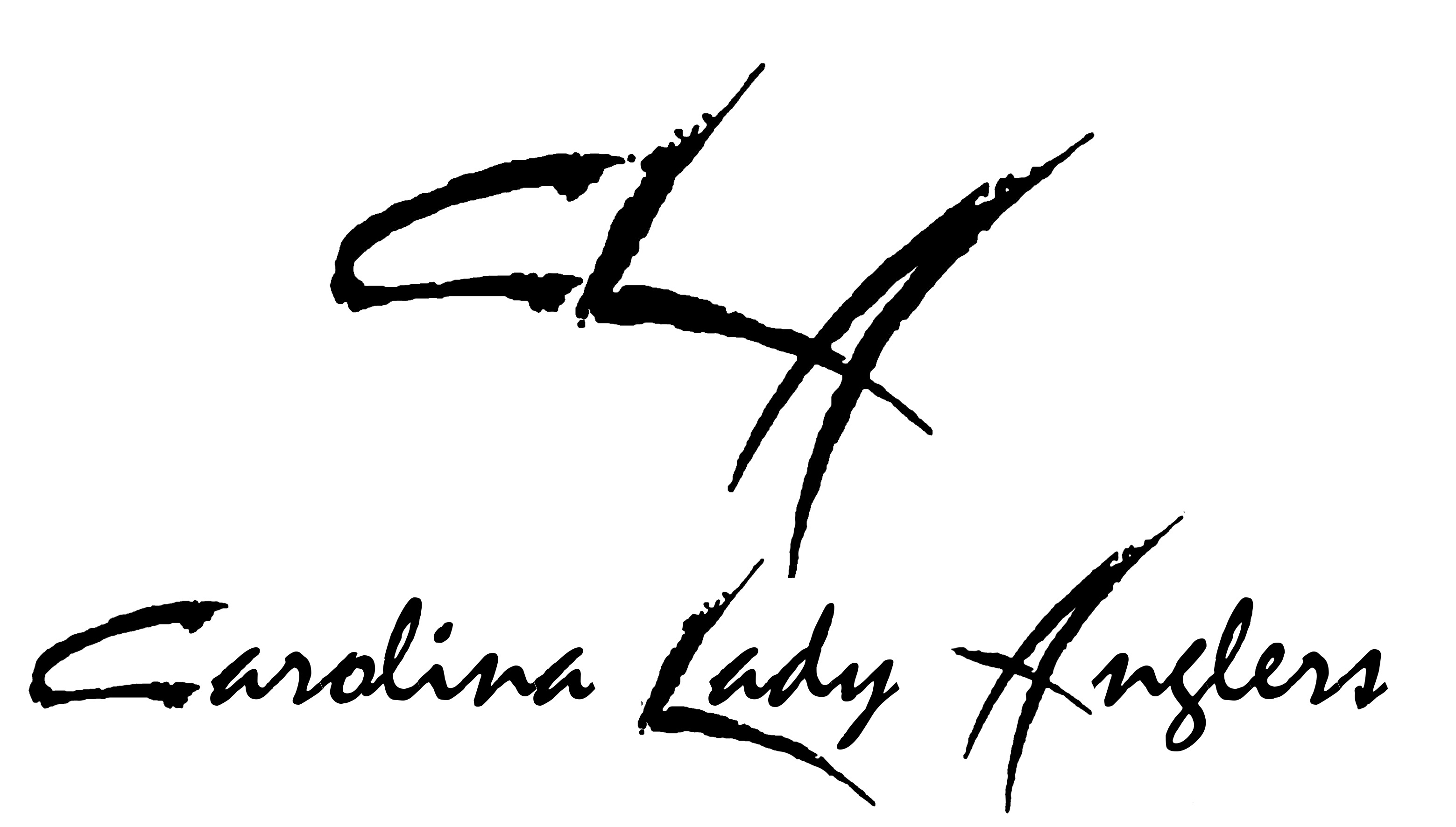 Carolina Lady Anglers Logo