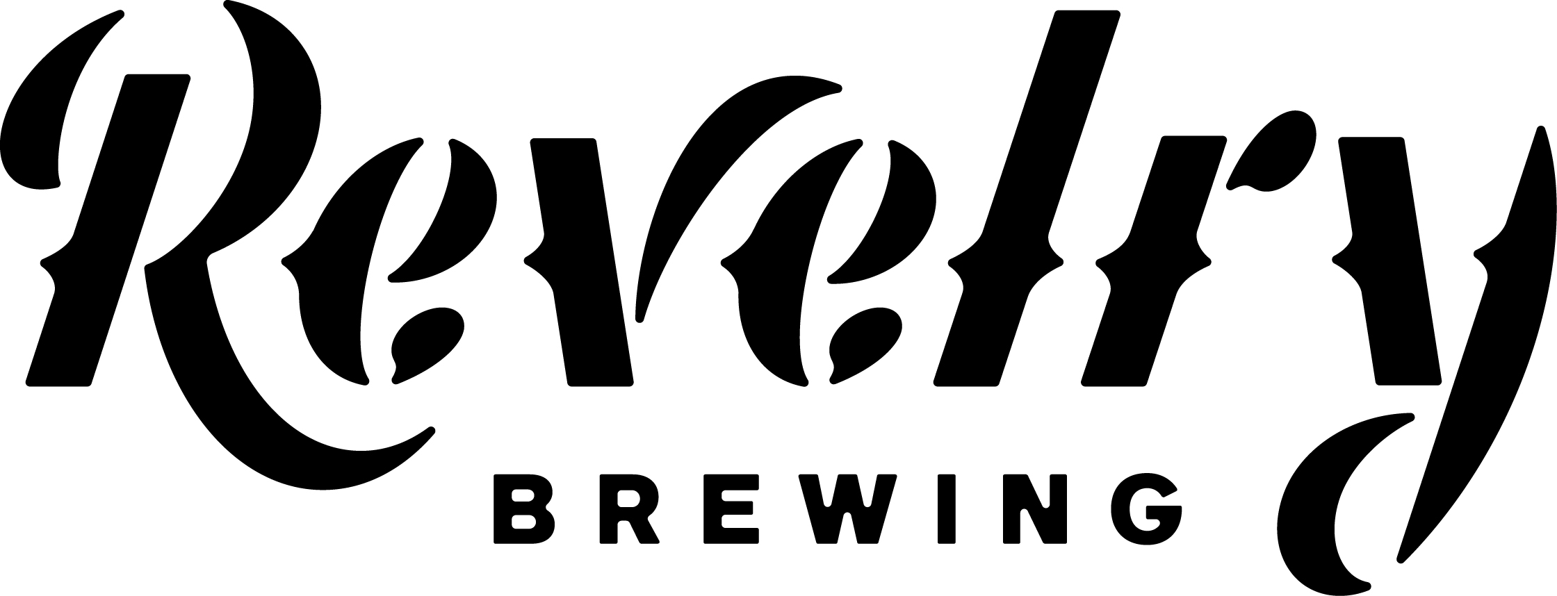 Revelry Brewing Logo