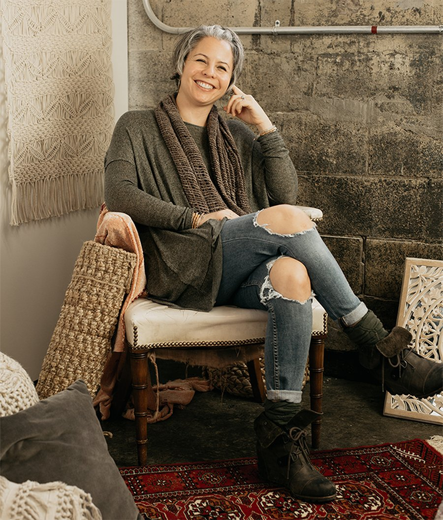 Erica Fullen, Founder of The Wild Sage Collective