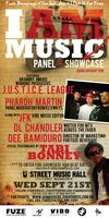 I AM MUSIC SHOWCASE/PANEL