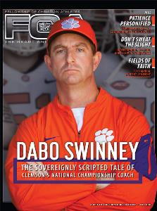 Dabo Swinney article - STV