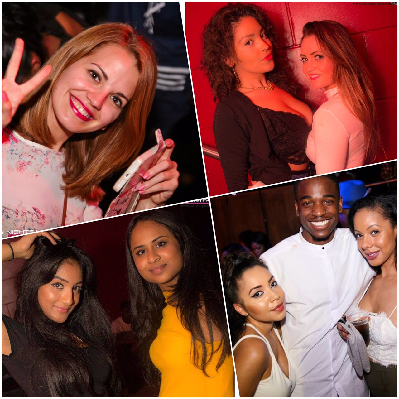 Bashment Party Picture Collage 2