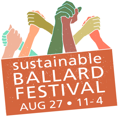 Sustainable Ballard Festival logo