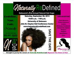Naturally ReDefined: Delaware's 2nd Annual Natural Hair Expo